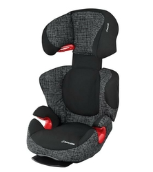 Maxi-cosi rodi airprotect ap black grid fotelik 15-36kg + organizer