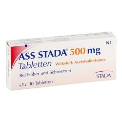 Ass stada tabletki 500mg