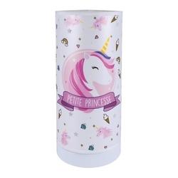 Lampka nocna stojąca unicorn jednorożec mila led 3w petite  3000k