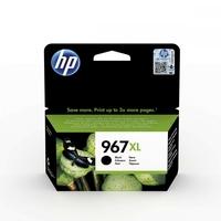 HP Inc. Wkład do drukarki atramentowej 967XL Czarny 3JA31AE