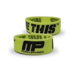 Gratisy - wristband mp - we live this
