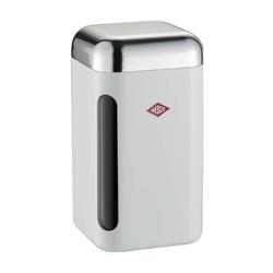 Wesco - pojemnik z okienkiem 1,65 l, biały - biały
