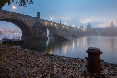 Praga, czechy - plakat premium wymiar do wyboru: 100x70 cm