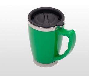 Kubek termiczny kufel 360 ml zielony