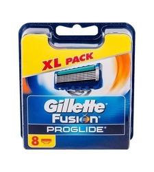 Gillette fusion proglide wkład do maszynki dla mężczyzn 8 szt.