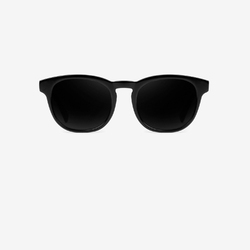 Okulary hawkers black dark woody - woody