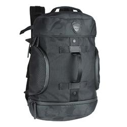Plecak męski pajar cameron large backpack black mix - czarny