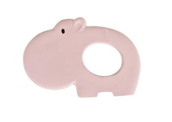 Tikiri, gryzak kauczukowy hipopotam zoo, 0+