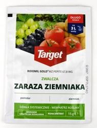 Ridomil gold mz pepite 67,8 wg – zwalcza zarazę ziemniaka – 15 g target