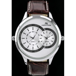 Zegarek meski jordan kerr - blink - dual time zj043d