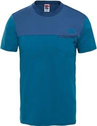 T-shirt męski the north face z-pocket t92s5r1vt