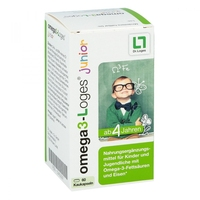 Omega 3-loges junior tabletki do żucia