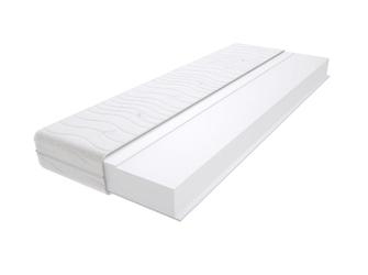 Materac piankowy lipsk max plus 130x145 cm średnio twardy pianka hr