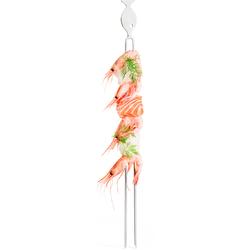 Szpikulce do ryb i skorupiaków oraz szaszłyków BBQ Sagaform - 4 sztuki SF-5017803