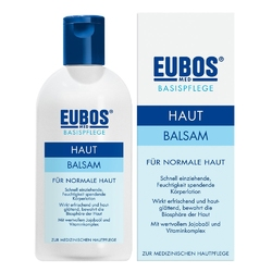 Eubos balsam do ciała