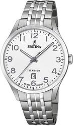 Festina titanium date f20466-1