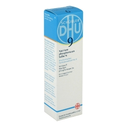 Biochemie dhu 9 fosforan sodowy n d4 maść