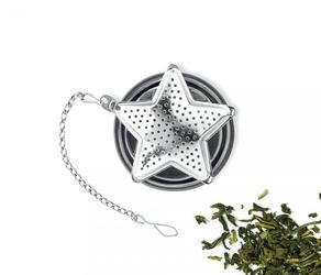 Zaparzacz do herbaty gwiazda s-star stalowy