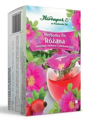 Herbatka fix różana x 20 saszetek