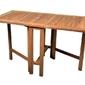 Stół drewniany ogrodowy 130x65cm