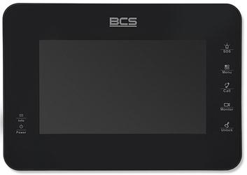 Monitor wideodomofonowy ip bcs-mon7000b