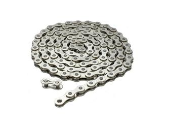 Łańcuch kmc z-610 hx bmx 1-rzęd -1-2x3-32- 106 ogniw + zpinka cl578 srebrny folia