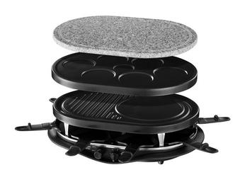Grill elektryczny raclette 4w1 russel hobbs 21000-56