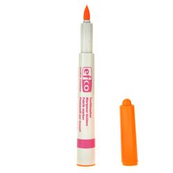 Marker do ozdabiania tkanin Efco - pomarańczowy - POM