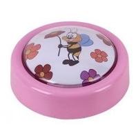 Lampka push dotykowa pszczółka i kwiatuszki