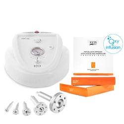 Urządzenie mikrodermabrazja am60  + cellulogia + kosmetyki syis