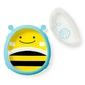 Miska i talerzyk 2w1 skip hop zoo - pszczółka