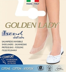 Golden lady ballerina 6p cotton a2 2-pack stopki