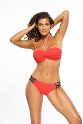 Kostium kąpielowy marko marcella red coat m-557 4