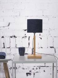 Goodmojo :: lampa stołowa drewniana fuji czarna