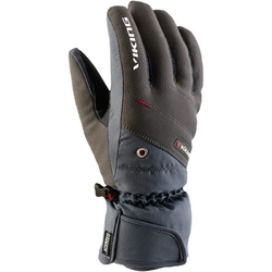 Rękawice viking torin ski man ciemno-szare