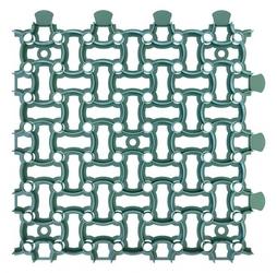 Kratka parkingowa garden puzzle ii premium zielona