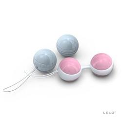 Sexshop - rewelacyjne kulki stymulujące lelo - luna beads małe - online