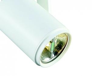 Hera track light led 1 biały mat e27