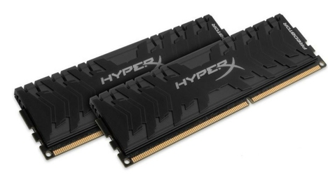 HyperX DDR4 Predator 32GB3000216GB CL15 Black
