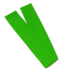 Szarfa gimnastyczna zielony as07020