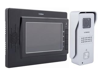 Wideodomofon vidos m320bs6s - możliwość montażu - zadzwoń: 34 333 57 04 - 37 sklepów w całej polsce