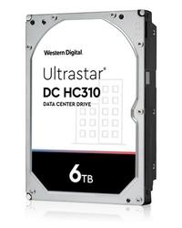 Western Digital Dysk twardy ULTRASTAR 7K6 6TB 3,5 SATA 512E SE