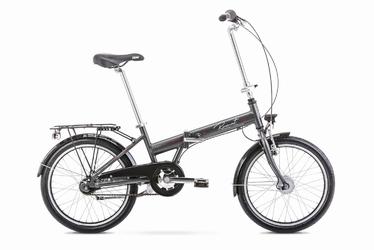 Rower miejski romet wigry 4 20 2020