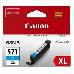Tusz Oryginalny Canon CLI-571 XL C 0332C001 Błękitny - DARMOWA DOSTAWA w 24h