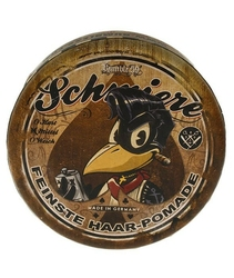 Schmiere special edition poker medium pomade - woskowa pomada do włosów 140 ml