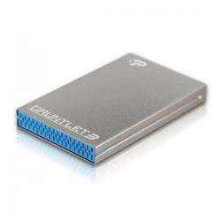 Patriot Obudowa na HDD - Gauntlet III 2.5 SATA USB3.0 aluminium