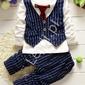 Elegancki komplet z krawatem dla chłopca 0104