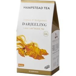 Hampstead | darjeeling - herbata czarna liściasta 100g | organic