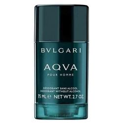 Bvlgari aqva pour homme perfumy męskie - dezodorant w sztyfcie 75ml