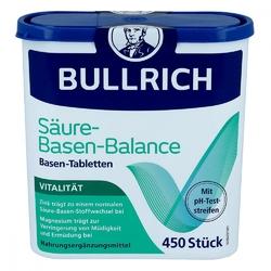 Bullrich säure-basen równowaga kwasowo-zasadowa tabletki